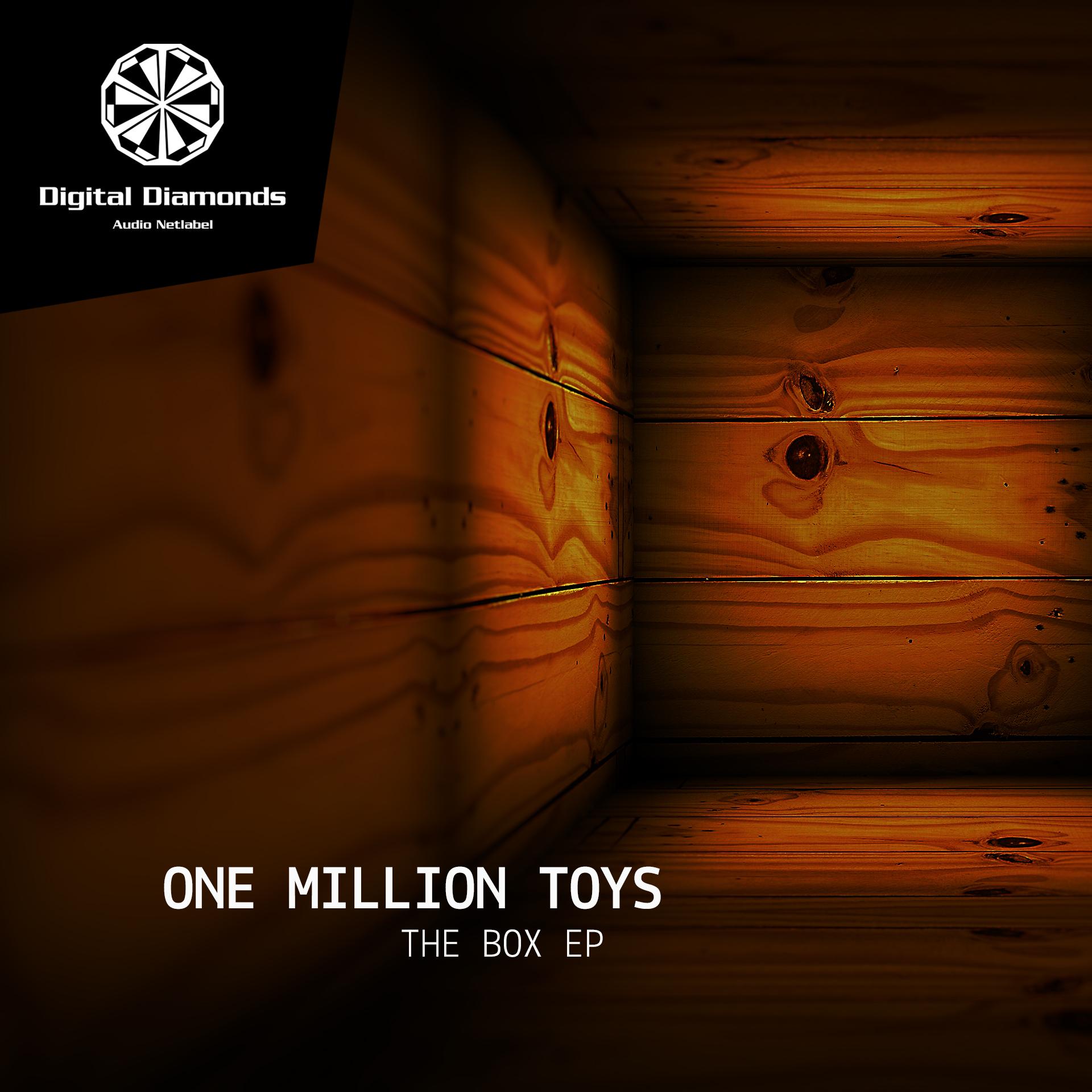 One Million Toys – The Box EP