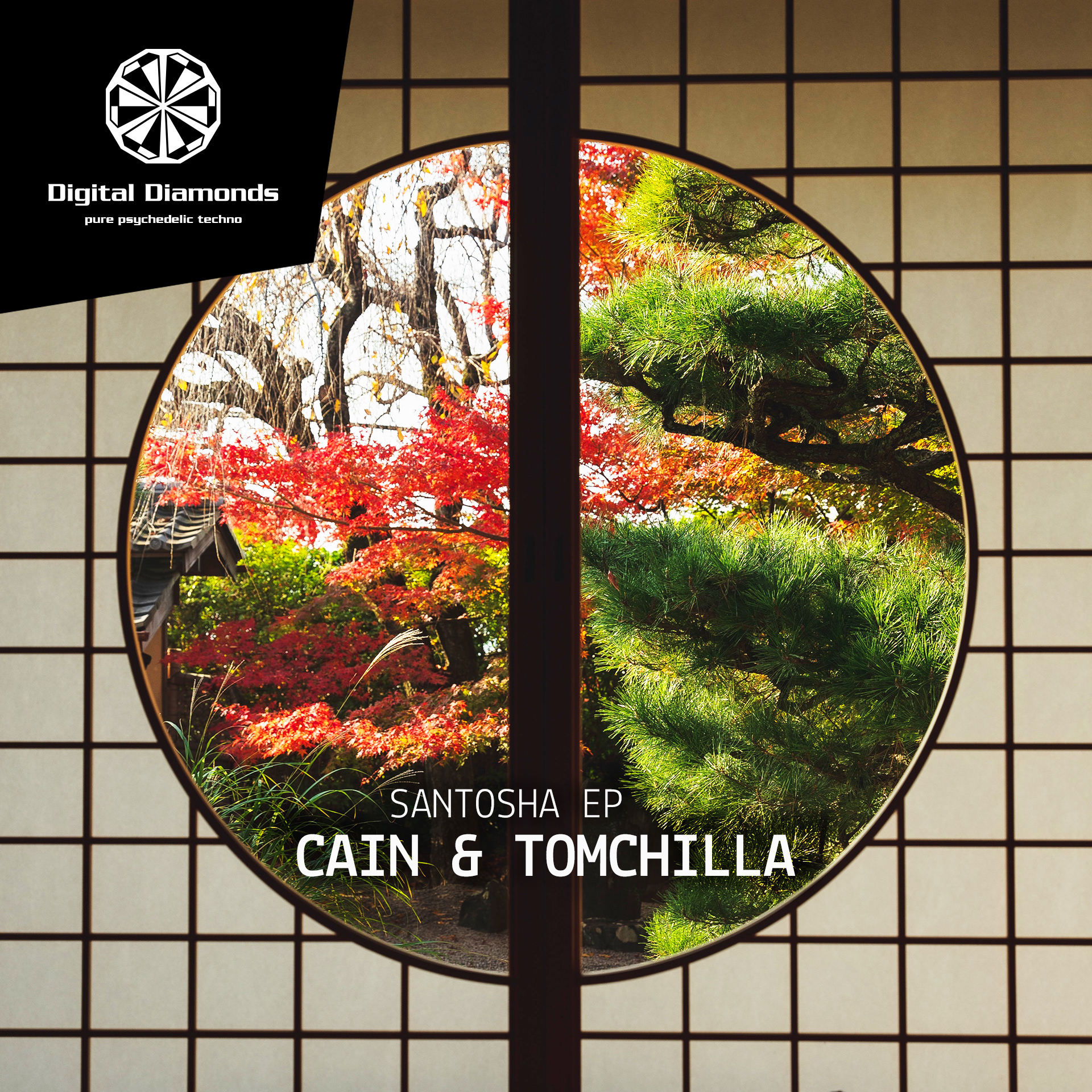 CAIN & Tomchilla – Santosha EP